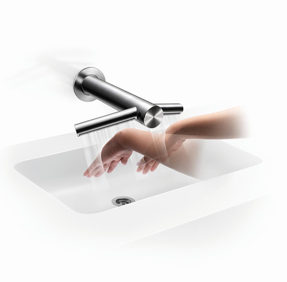 Dyson airblade tap hand новый пылесос dyson v8